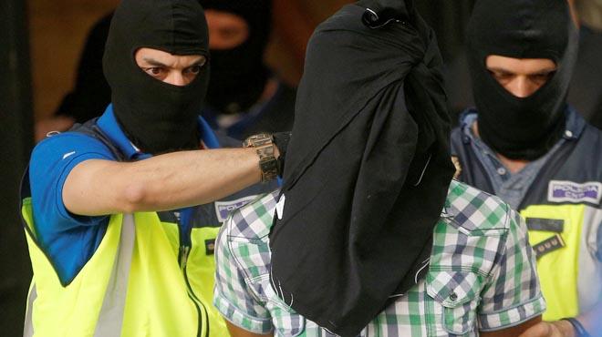 """Uno de los yihadistas detenido en Madrid, """"extremadamente peligroso"""""""