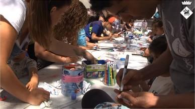 Viladecans reivindica el papel de las AMPA en la 1ª Fiesta de la Educación