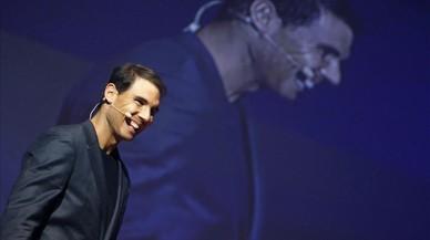 "Nadal: ""M'agradaria ser president del Reial Madrid"""
