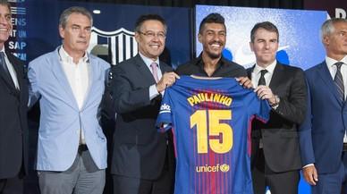 """Paulinho: """"Tinc la certesa i confiança de fer una bona feina"""""""