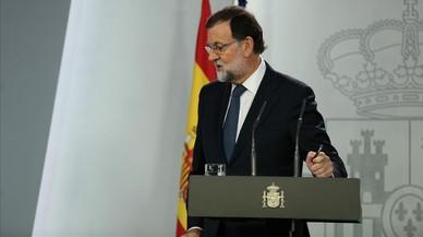 ¿Rajoy ha activat l'article 155 de la Constitució?