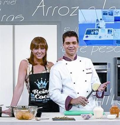 Tve 1 cocina con sergio - Cocina con sergio pepa ...