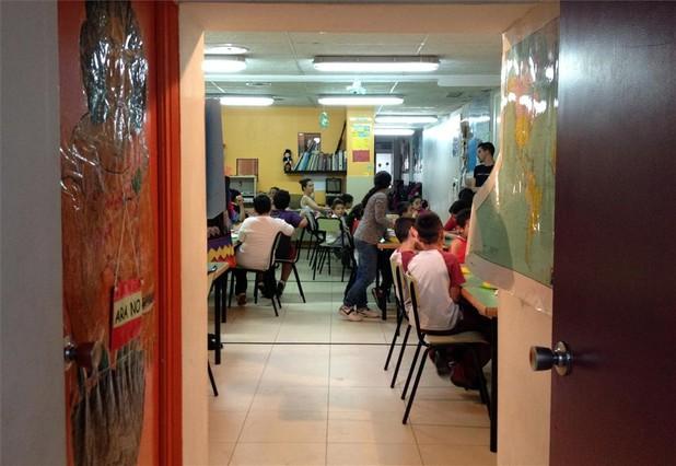 39 casals 39 contra el hambre infantil for Comedor 9 de julio freyre