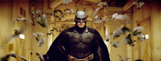 'Batman begins', 'Cars' y 'Al borde del abismo'