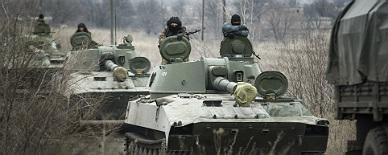 Detenidos 8 espa�oles que hab�an vuelto tras combatir en Ucrania