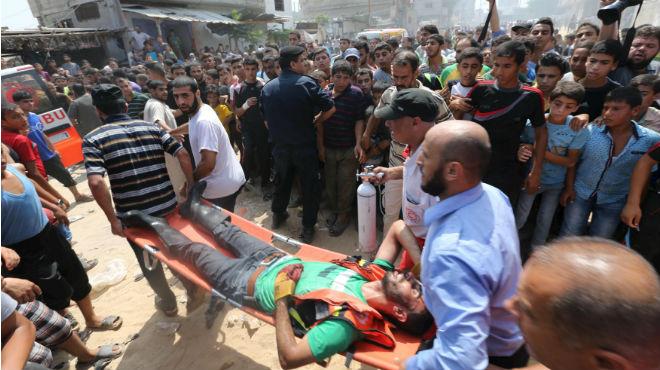 La explosión de un proyectil abandonado en Gaza causa cuatro muertos
