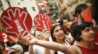 El judici per la violació grupal de Sant Fermí comença aquest dilluns