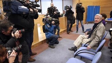Jorge Verstrynge, absolt dels delictes d'atemptat i lesions a un policia