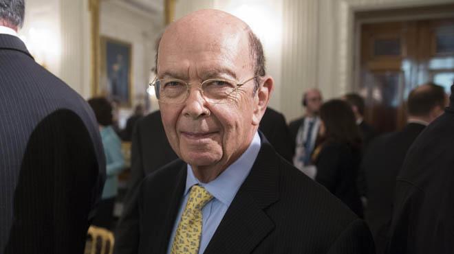 El multimillonario Wilbur Ross es el nuevo secretario de Comercio de EEUU