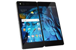 ZTE Axon M, el móvil con pantalla plegable.