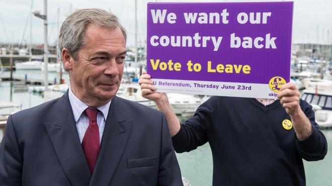 """""""Després de nosaltres marxaran de la UE Dinamarca i Holanda. Serà fantàstic"""""""