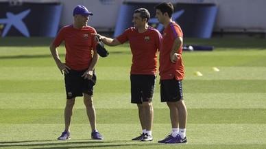 Seguiu en directe 'on line' la roda de premsa d'Ernesto Valverde i Robert Fernández