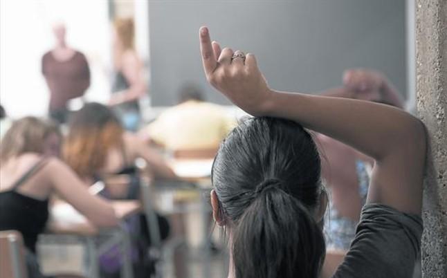 El 9% de los estudiantes catalanes de ESO reconocen haber sido acosados por compa�eros