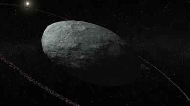 El planeta enano Haumea tiene un anillo, como Saturno y Júpiter