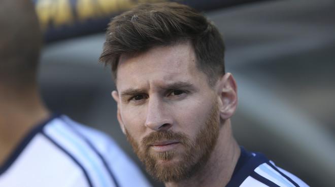 L'Argentina derrota Xile 2-1 sense Messi