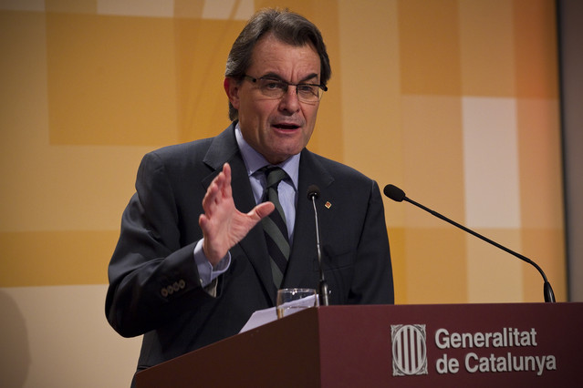 Un juzgado de Madrid tramitar� la querella de Mas contra 'El Mundo'