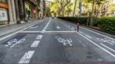 Barcelona apuesta por los carriles bici para una movilidad sostenible