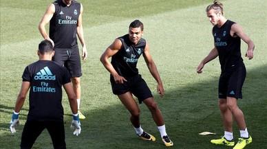Zidane asegura la continuidad de Cristiano Ronaldo en el Madrid