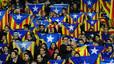 El jutge decidirà demà si suspèn la prohibició de mostrar estelades en la final de la Copa del Rei