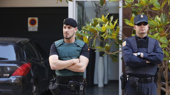 Cinc detinguts pel cobrament de comissions il·lícites pels drets audiovisuals de la selecció brasilera de futbol