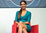 Cristina Pedroche, presentadora de 'Tú sí que sí'.