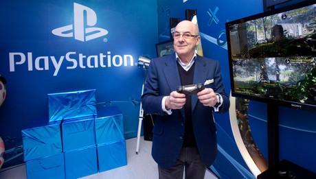 La Playstation 4 de Sony debuta en España
