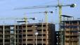 La construcción sigue creciendo en España pese a caer en la UE