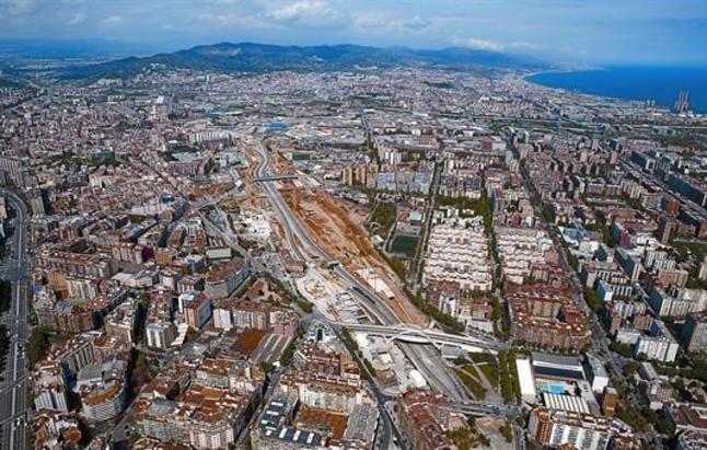 El barrio que rodeará a La Sagrera tendrá los edificios más ecológicos