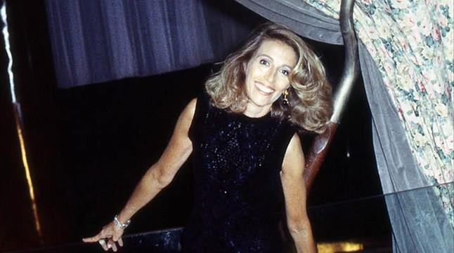 Fallece Elena de Borbón, musa de Versace
