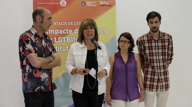 Un estudi dut a terme a l'Hospitalet alerta de la invisibilitat de la LGTBIfòbia