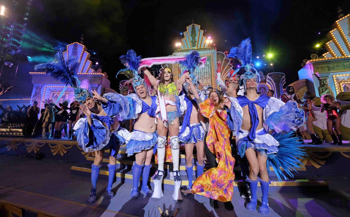 Carnaval de Canàries: 20 anys de 'drag queen'
