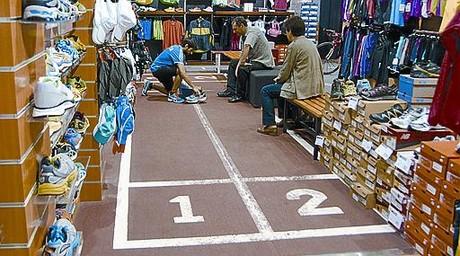 Tiendas para los amantes del 'running'