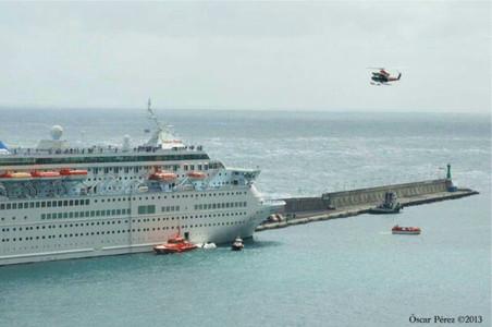 Cinco tripulantes mueren durante el simulacro de emergencia en un crucero en La Palma