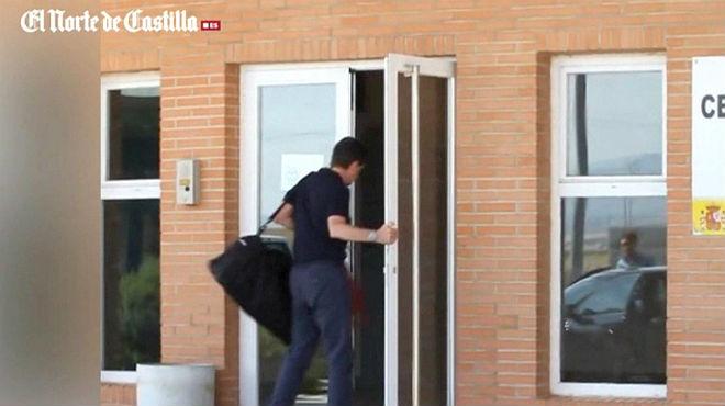 Jaume Matas ingressa a la presó de Segòvia