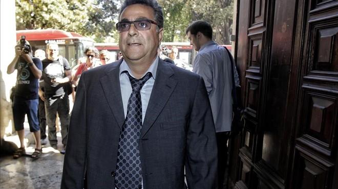L'empresari Enrique Ortiz confessa el finançament il·legal del PP valencià