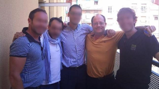 Los ocho denunciados por abusos sexuales en los Maristas