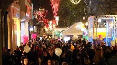 La Barcelona Shopping Night ocuparà aquest dijous el passeig de Gràcia