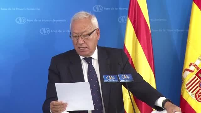 Margallo proposa un repartiment dels impostos per encaixar Catalunya
