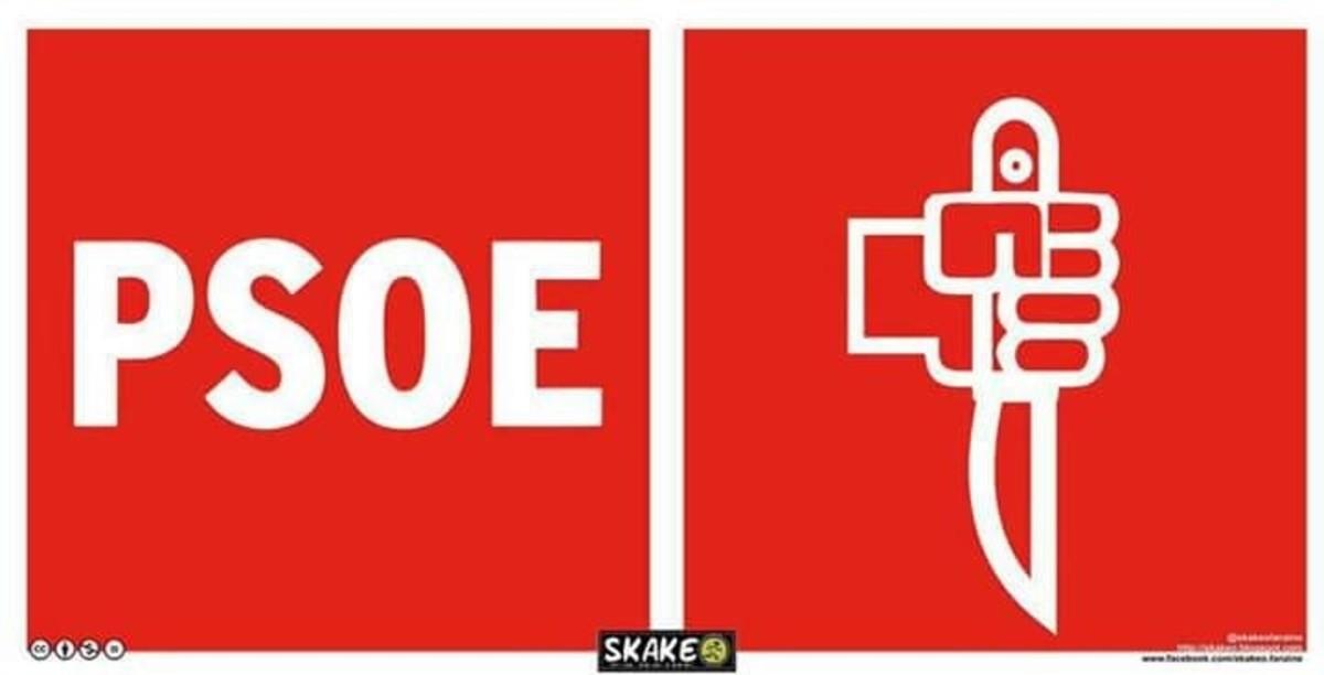 Los memes más divertidos de la crisis del PSOE