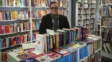 Nicolás Weber, fundador de la cadena de librerías Re-Read.