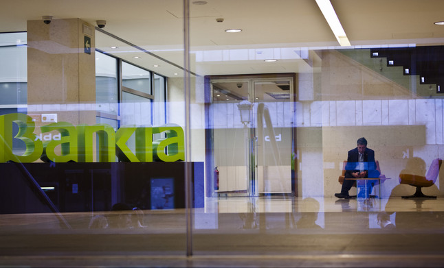 La cnmv suspende la cotizaci n de las acciones de bankia for Oficina 7020 bankia