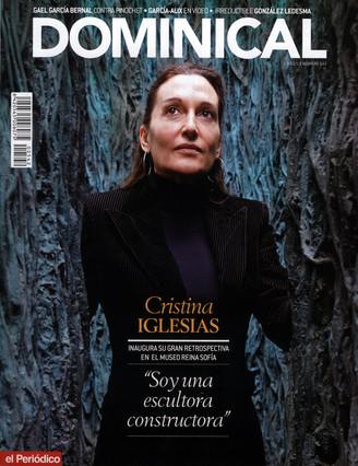 Cristina Iglesias, la escultora espa�ola m�s internacional, presenta su primera retrospectiva