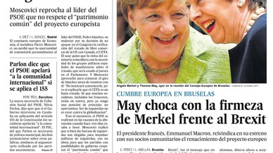 Els diaris madrilenys s'acarnissen amb Sánchez