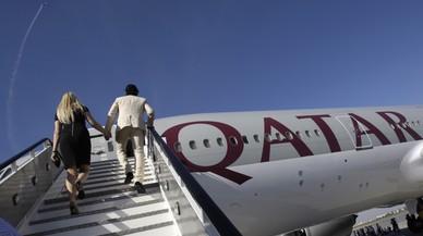 Un avió, obligat a aterrar després que una passatgera descobrís la infidelitat del seu marit