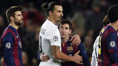 """Ibrahimovic: """"Messi és un jugador de PlayStation, únic"""""""
