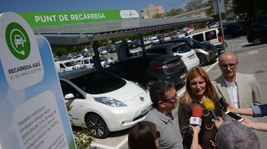 Les fotolineres de Rubí permeten a la ciutat estalviar 9.500 euros anuals en electricitat