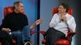 Gates y Jobs, rivales y sin embargo amigos