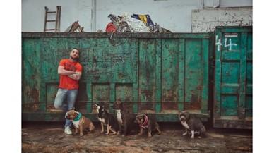Un boxeador pone freno al maltrato animal en 'A cara de perro'