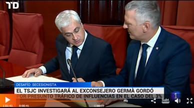 La investigació a Gordó pel 3%, ¿desafiament secessionista?