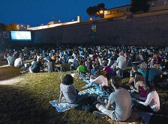 El cine bajo las estrellas de Montju�c estrena novedades